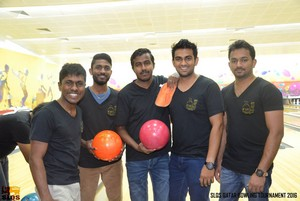 SLQS - Qatar Bowling Tournament - 2016