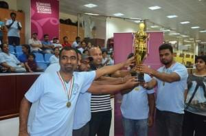 SLQS - Qatar Bowling Tournament - 2015