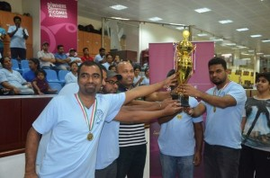 SLQS - Qatar Bowling Tournament - 2015