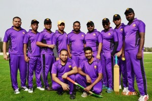 SLQS-Qatar Cricket Tournament - 2015